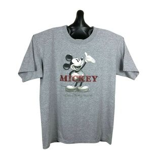 Mickey Mouse Walt Disney World Vintage Graphic Tee